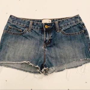 Old Navy Women's Jean Shorts Size 14 Denim